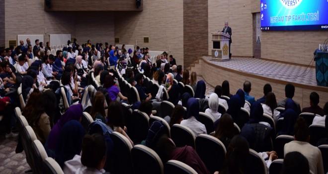 NEÜ'de Hemşireler Haftası programı