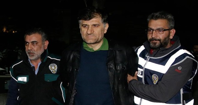 Yunanistan'a kaçmaya çalışan eski savcı Kılınç Ankara'ya getirildi
