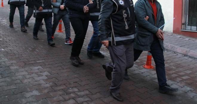 Antalya'da FETÖ/PDY operasyonu: 25 gözaltı