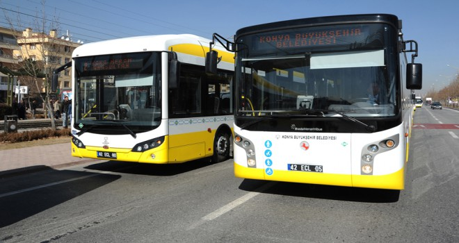 Yeni bir otobüs hattı daha