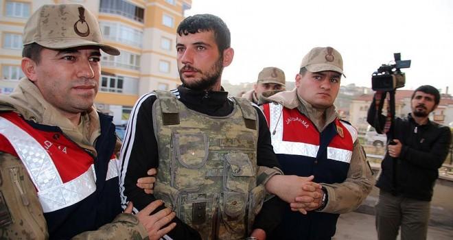 Sivas'ta 5 kişiyi öldüren cinayet zanlısı tutuklandı