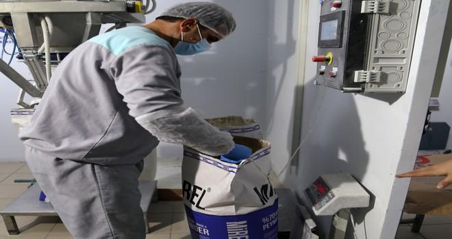 Konya'dan 20 ülkeye'peynir tozu' ihracatı