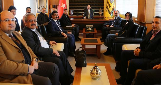 Konya'yı ortak akıl ilegeleceğe hazırlıyoruz