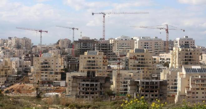 İsrail'den Kudüs'te 3 bin yasa dışı konuta onay