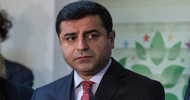 Demirtaş'tan AYM'ye 'tahliye' başvurusu