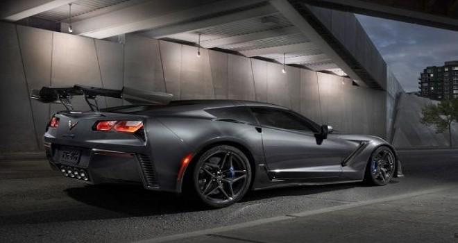 Gelmiş geçmiş en güçlü Chevrolet Corvette resmen tanıtıldı!