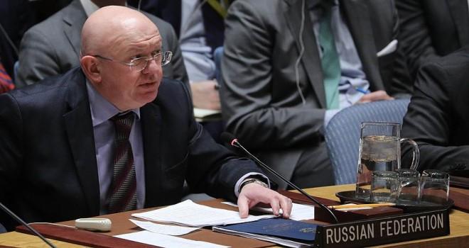 Rusya'dan ABD'ye Suriye'ye yönelik planlarından kaçınması çağrısı