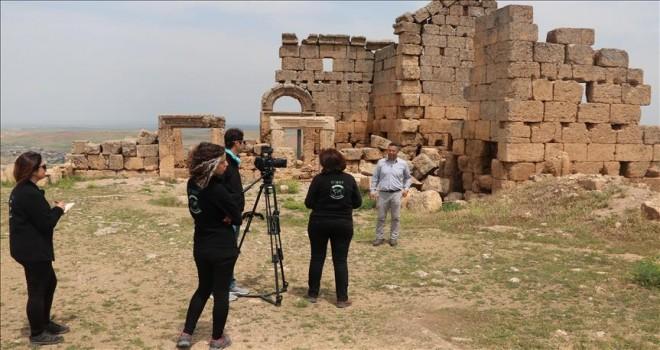 Zerzevan Kalesi uluslararası belgesellerde