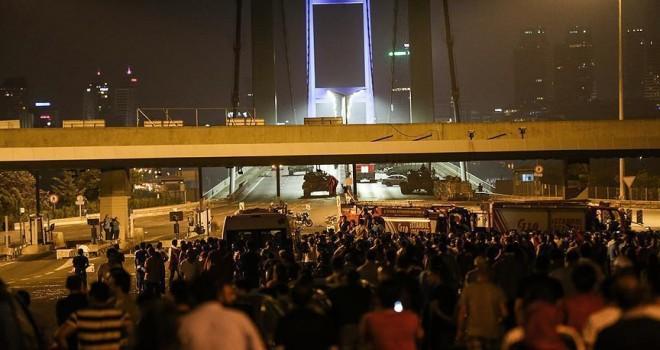15 Temmuz Şehitler Köprüsü Davasında gerginlik