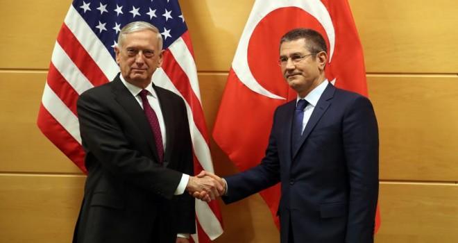 'ABD'den PYD/YPG'ye verdikleri desteği sonlandırmalarını talep ettik'