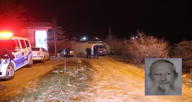 Kıbrıs gazisi evinde ölü bulundu