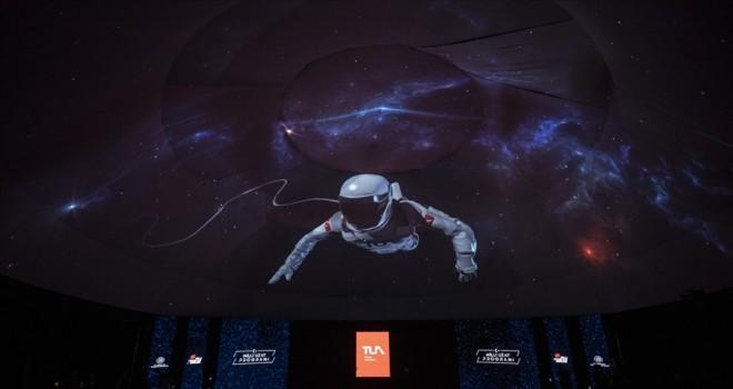 Türk astronot' için gerekli yetkinliğe sahip 3 aday seçilecek