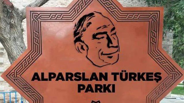 """""""Alparslan Türkeş Anıt Parkı takdire şahan bir hizmettir"""""""
