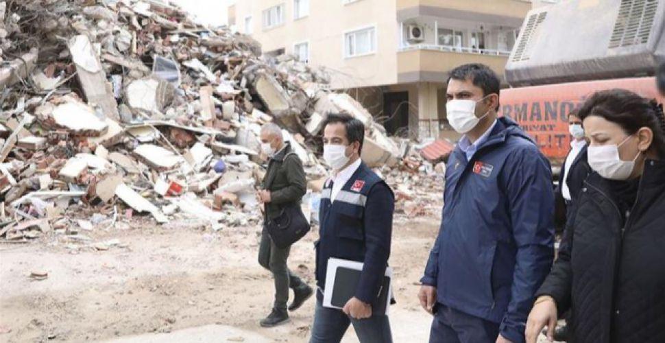 Depremle mücadeleyi önemsiyoruz