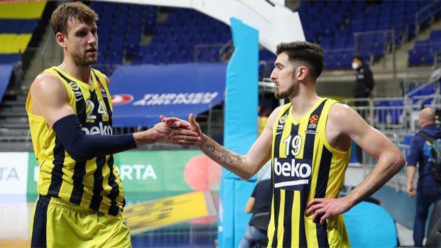 Fenerbahçe Beko, Olympiakos'a konuk olacak