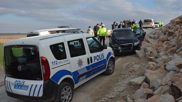İki kişiyi yaraladılarpolisten kaçamadılar
