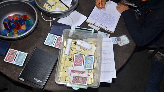 81 ilde 'kumar, tombala ve oyun makineleri' uygulaması