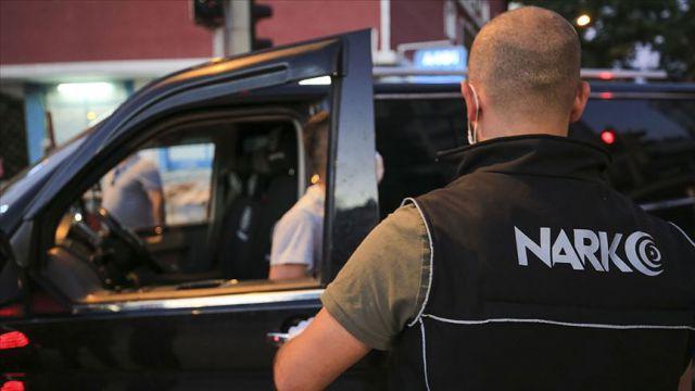 Aranan 642 kişi yakalandı