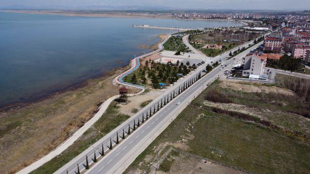 """""""Beyşehir Gölü gibi mavi olalım"""" çağrısı"""