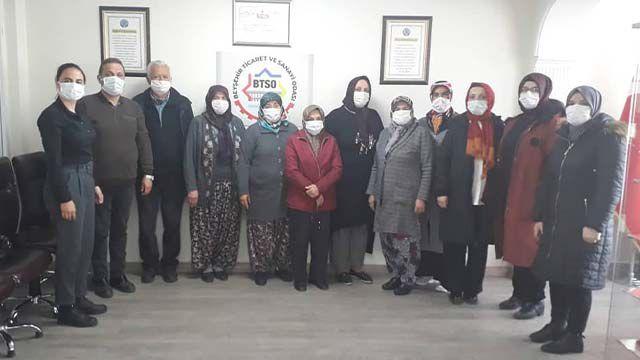 Beyşehir'de ilk kadıngirişimci kooperatifi