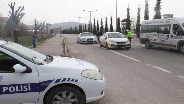 Beyşehir'de koronavirüs denetimleri sıklaştırıldı