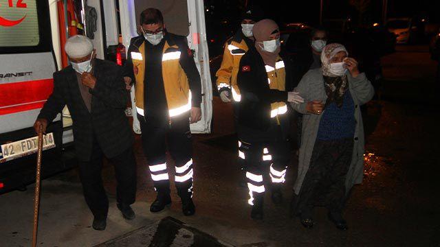 Düdüklü tencere patladı 2 kişi yaralandı