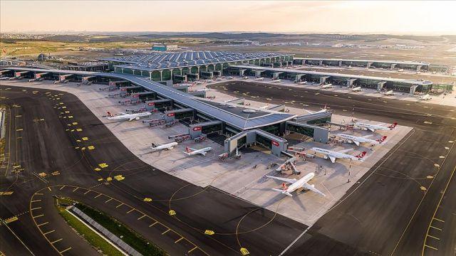 İstanbul Havalimanı, Avrupa'da zirveyi bırakmadı