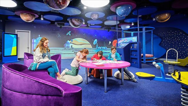 İstanbul'da 'Çocuk ve Aile Dostu Havalimanı' konsepti