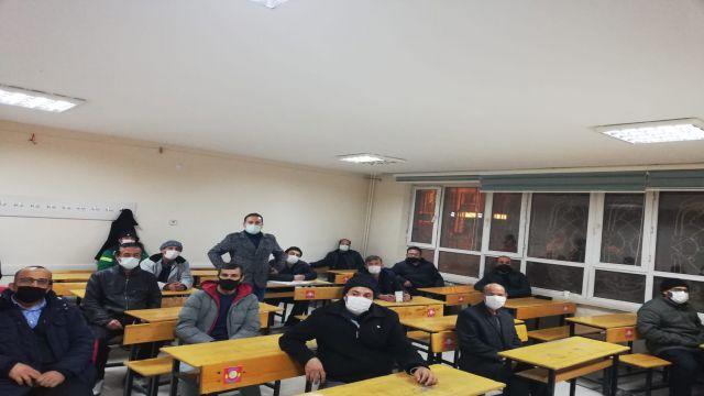 Karapınar'da Sürü Yönetimi Kursu