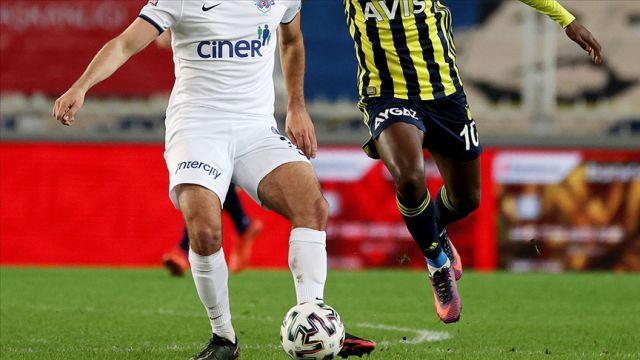 Kasımpaşa yarın Fenerbahçe'ye konuk olacak