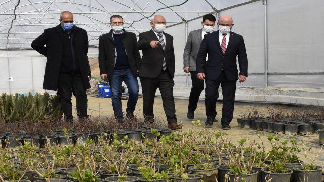KOP, gençlerin hayatına tarımla destek oluyor