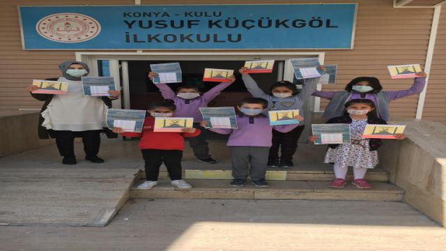 Kulu'lu Öğrencilerden 'Peygamberim Örneğim' Projesi