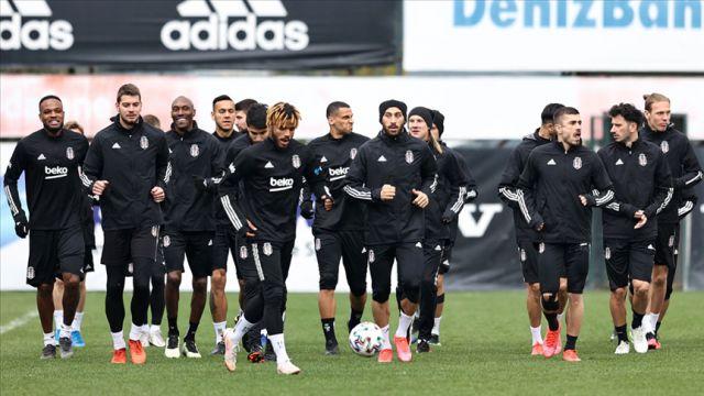 Lider Beşiktaş, Kasımpaşa'ya konuk olacak