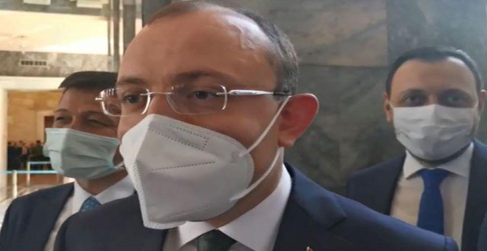 Mehmet Muş: Amacımız, 84 milyonun refahı