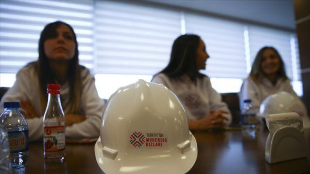 'Türkiye'nin Mühendis Kızları Projesi'yle 75 lisede 22 bin 500 öğrenciye ulaşıldı