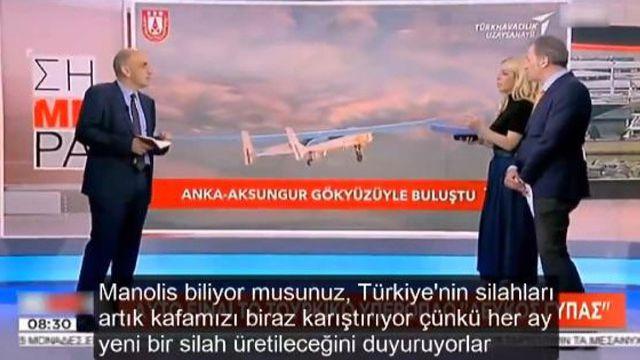 Türkiye'nin silahları kafamızı karıştırıyor