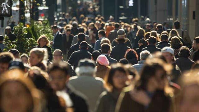Genç nüfus oranı düştü