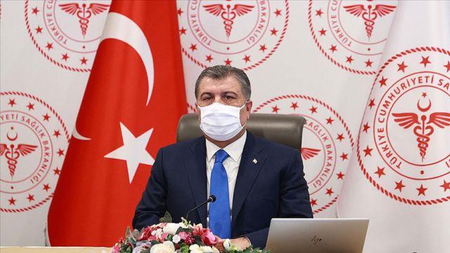 Koca: İstanbul'da vaka sayısı ve poliklinik başvuruları yüzde 65 azaldı