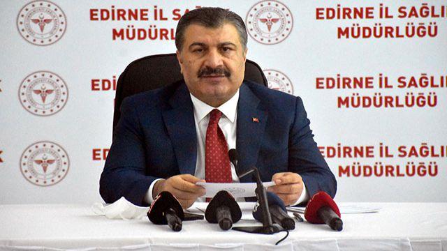 Sağlık Bakanı Koca aşı tedarikinde yeni takvimi duyurdu