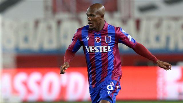 Trabzonspor'da Nwakaeme'nin gol özlemi
