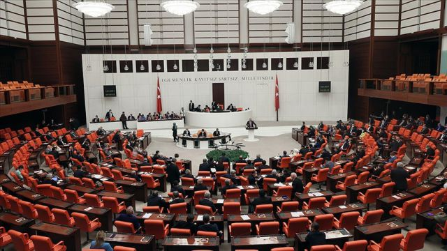 İcra ve İflas Kanunu'nda değişiklik içeren kanun teklifi TBMM Genel Kurulu'nda kabul edildi