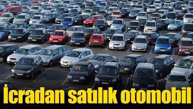 İcradan satılık otomobil