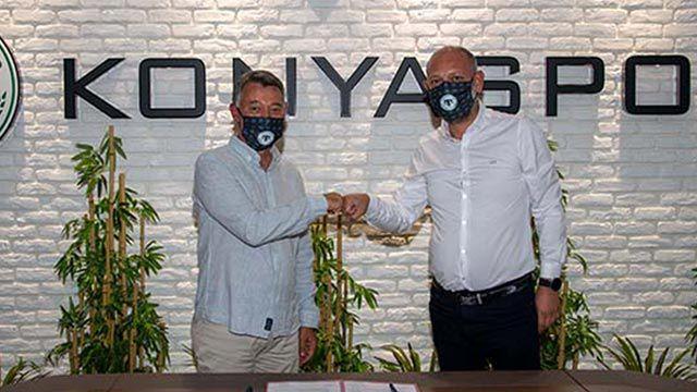 Konyaspor Okan Çevik ile anlaştı