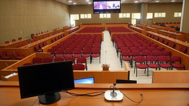 FETÖ'nün açılan 289 davadan 288'i karara bağlandı