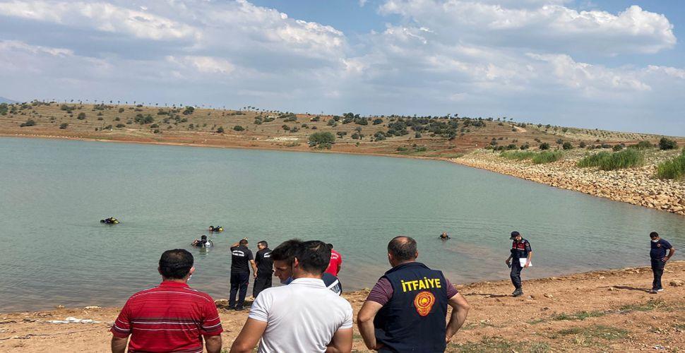 Konya'da gölete giren genç boğuldu