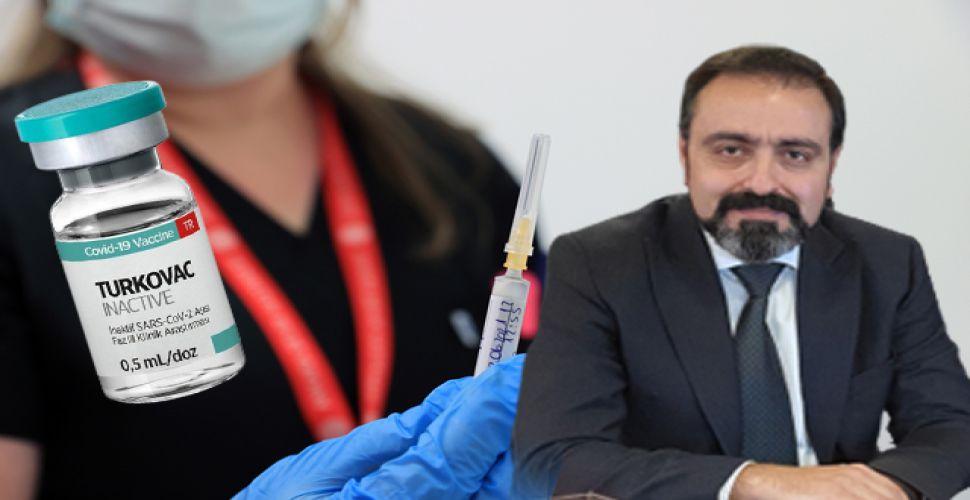 Prof. Dr. Akdoğan'dan yerli aşı açıklaması