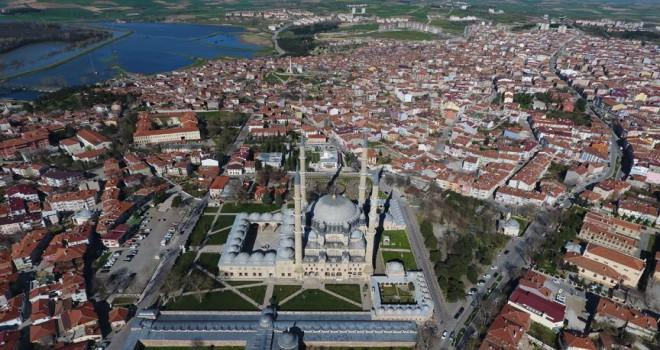 Osmanlı'yı en iyi anlatan şehir Edirne'dir