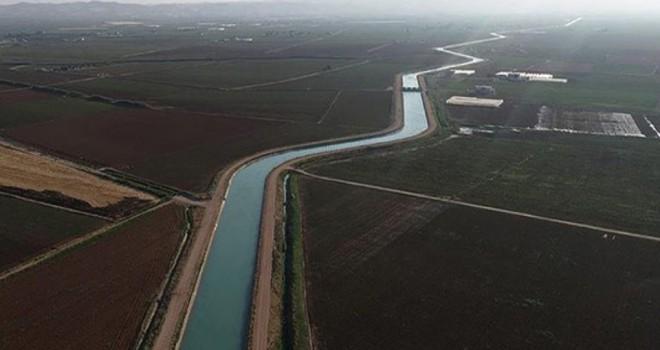 2 milyon hektar alansulamaya açılacak