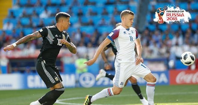 Nijerya ile İzlanda ilk kez resmi maçta karşılaşacak
