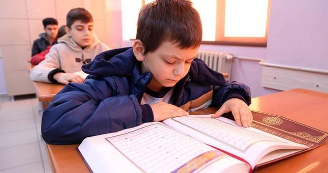 İmam Hatipliler Mehmetçik'e dua etti
